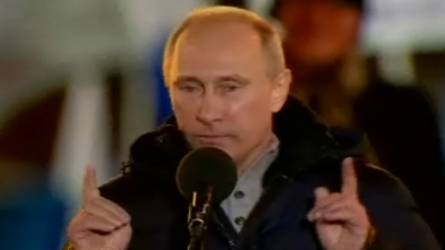 Putin: We won an open, honest fight