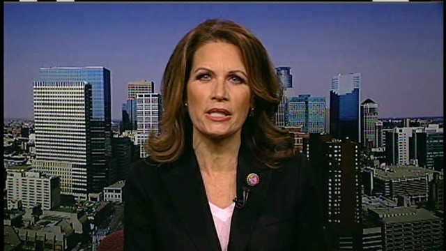Bachmann: 'Super Tuesday' will unify GOP