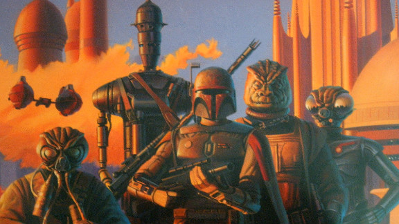 One of Ralph McQuarrie