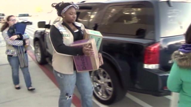 Teen girls steal girl scout money lot sex videos