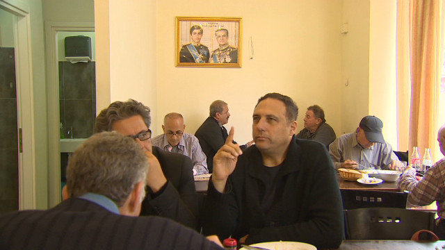 Iranian Jews in Israel discuss tensions