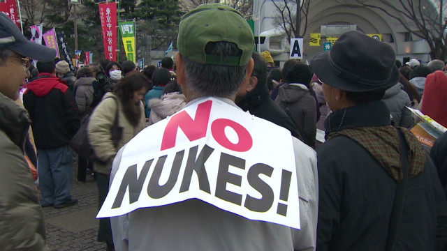 Japan's energy rebellion