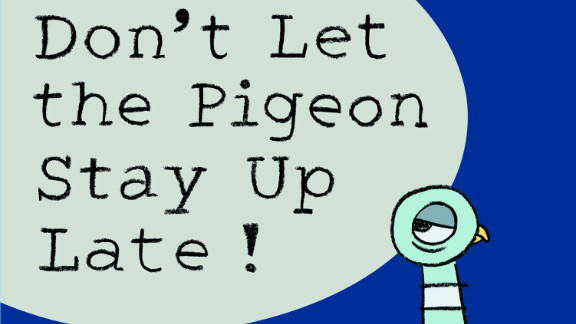 The classic pigeon bus drama by Mo Willems