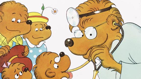 Stan and Jan Berenstain answer children