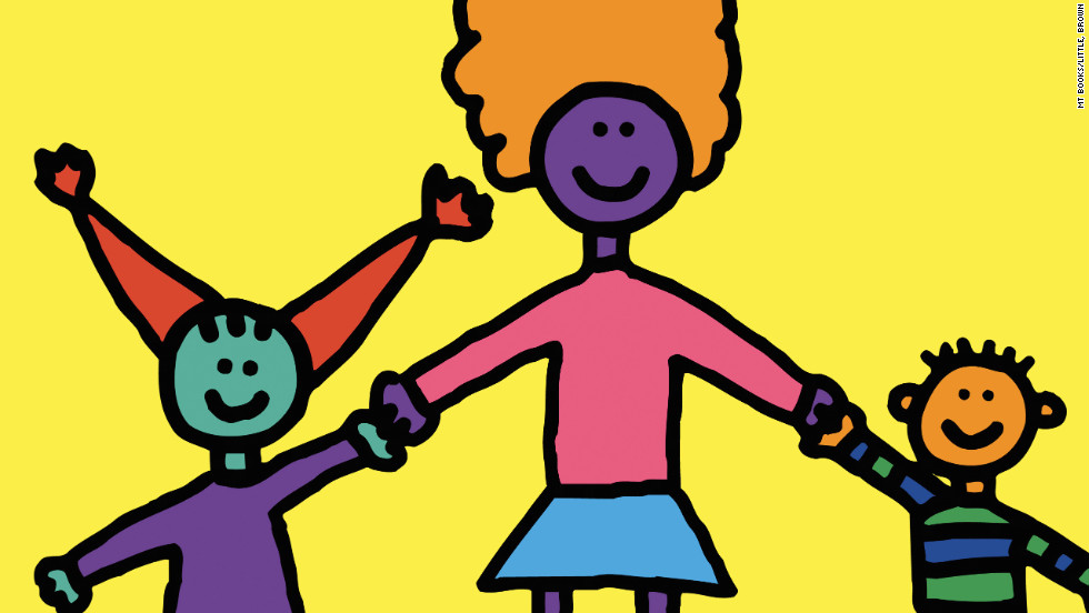 Todd Parr writes about many different types of mommies.