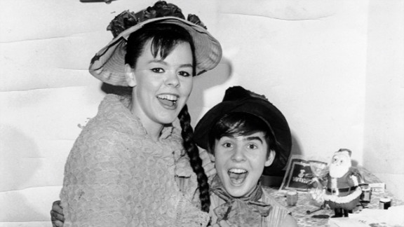 """Gretchen Van Aken became fast friends with Jones in the Broadway cast of """"Oliver!"""" """"Davy got away with murder on and off stage, but he would never be fired because he always managed to do his job and he always got standing ovations at the curtain calls."""""""