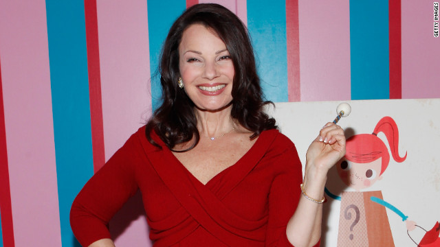 """I wield power and have money so my success can be threatening to a lot of men,"" Fran Drescher says."