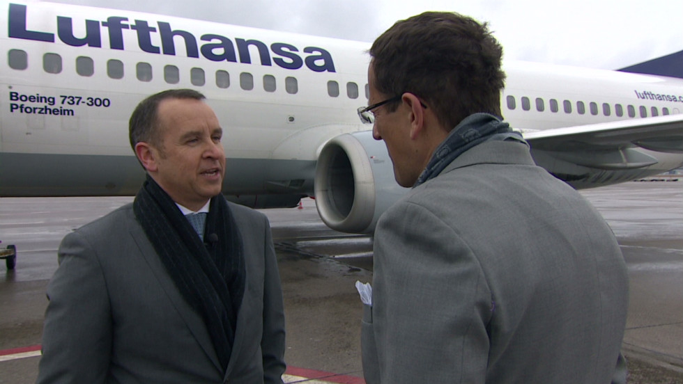 Oliver Wagner lufthansa to begin flight out of berlin cnn