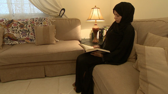 Samar Badawi served seven months in jail for refusing to return to her abusive father