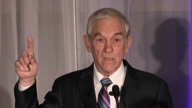 Ron Paul: Too soon to write people off