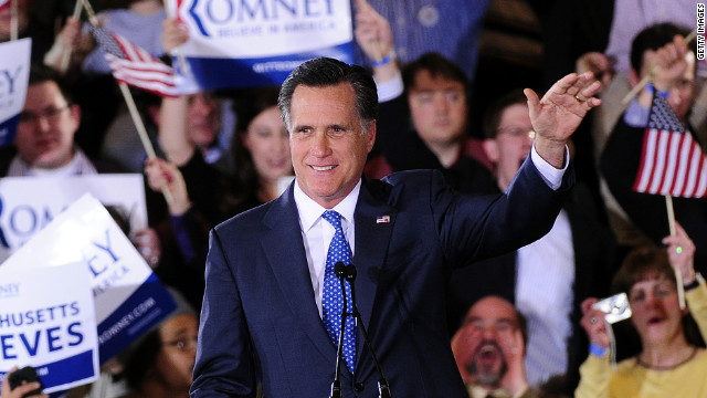 GOP presidential hopeful Mitt Romney will garner the most delegates in Super Tuesday's 10 contests.