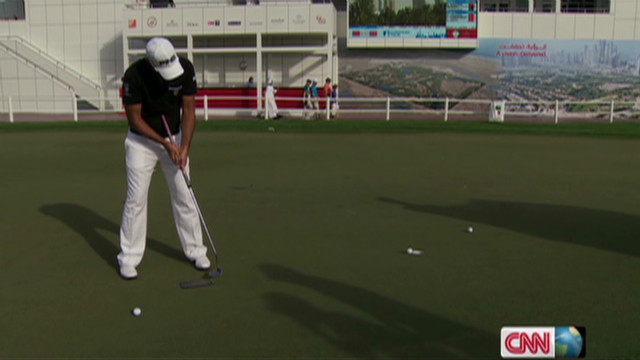 The rise of the 'Belly Putter'