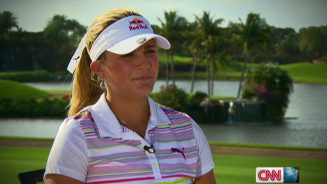 Young success for Lexi Thompson