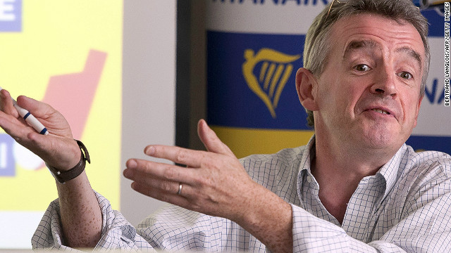 leadership style of ryanair ceo Chief executive officer of ryanair:  michael o'leary was born 20 march 1961,  his abrasive management style, ruthless.