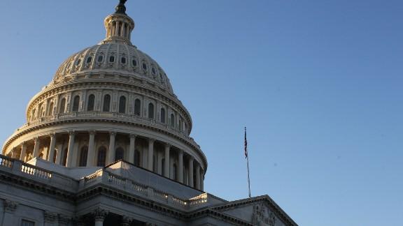 The Senate passed legislation on Thursday extending the federal government