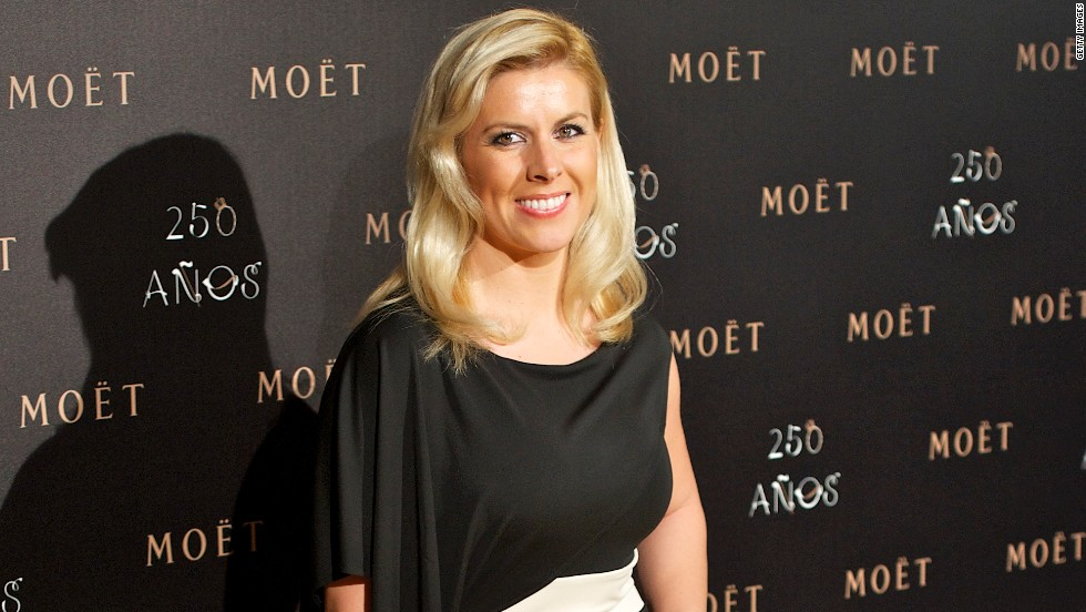 Spain's De Villota was the first female driver to join a Formula One team in 20 years.
