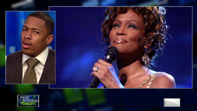 Nick Cannon on death of Whitney Houston