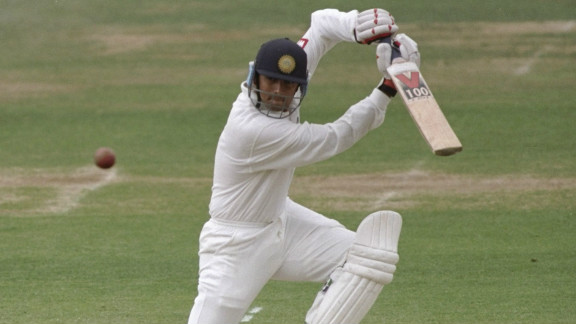 Rahul Dravid made his Test debut for India in 1996 against England at Lord