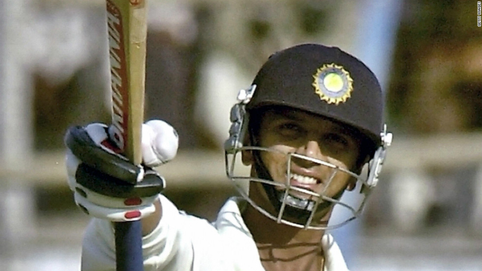 Dravid became the first player to score centuries in every Test-playing nation with a ton against Bangladesh in December 2004.
