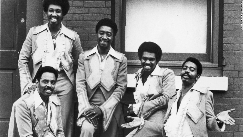 "<a href=""http://www.cnn.com/2012/03/09/showbiz/obit-jimmy-ellis/index.html"">Jimmy Ellis</a>, who belted out the dance anthem ""Disco Inferno"" in the 1970s for the Trammps, died on March 8 at 74 years old. Here, the Trammps in 1973: From left, Earl Young, seated, Harold Wade, Jimmy Ellis, Stanley Wade and Robert Upchurch."