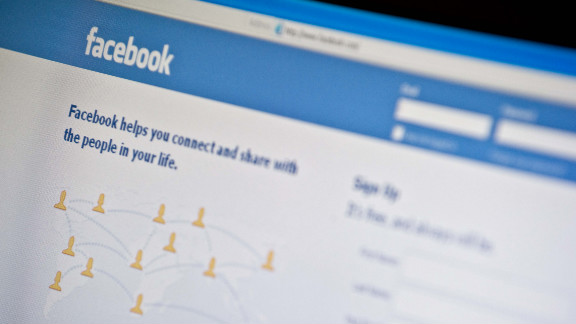 """A surveillance program monitors """"bad"""" words on Facebook and other social-media sites, a privacy group"""