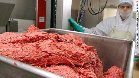 E. coli outbreak from tainted ground beef expands