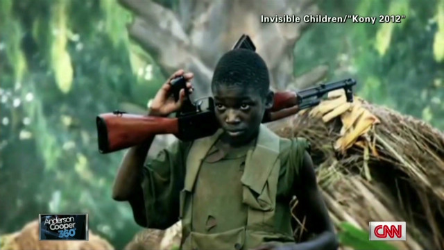 Reporter tells of meeting Kony
