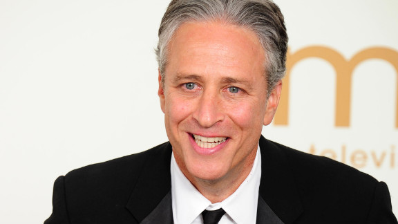 Jon Stewart is one of many political satirists whose views skew to the left of the political spectrum.
