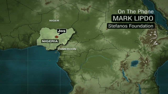 Nigerian church hit by suicide attack
