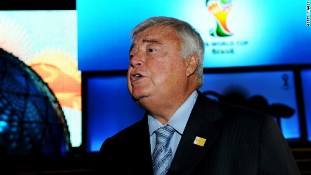Ricardo Teixeira has quit his position as head of the Brazilian Football Federation and 2014 World Cup organizing committee.