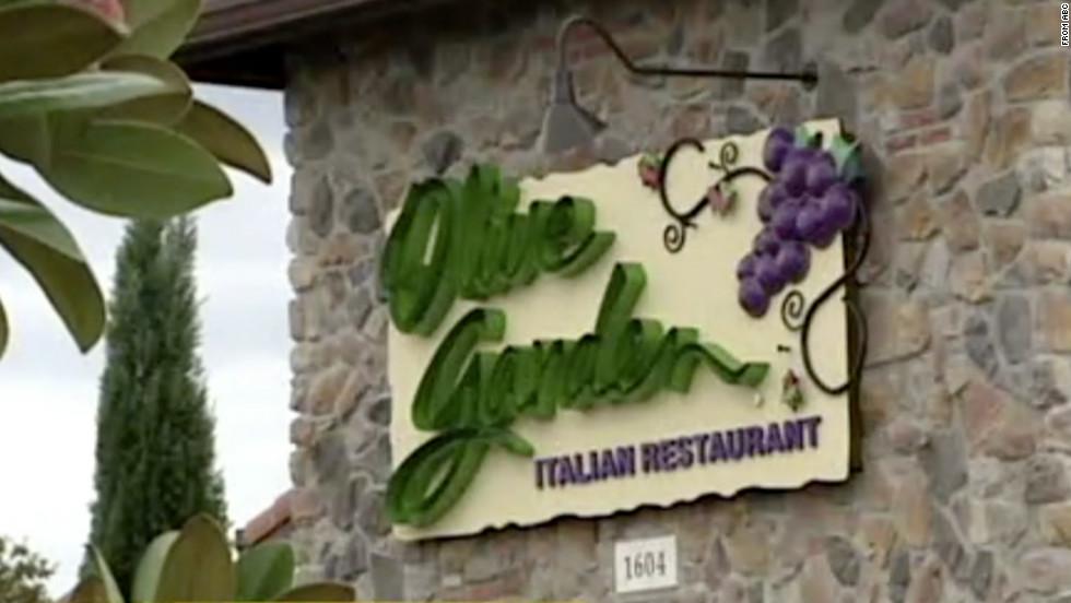 5 stunning stats about Olive Garden - CNN Video