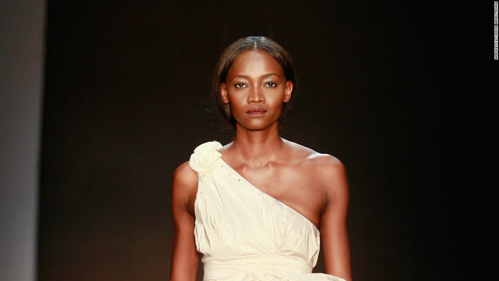 "South African label Kluk CGDT, named ""Designer of the Year,"" alongside Maki Oh."