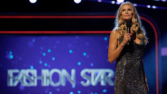 """NBC's """"Fashion Star,"""" hosted by Elle Macpherson, is hardly breaking new ground."""