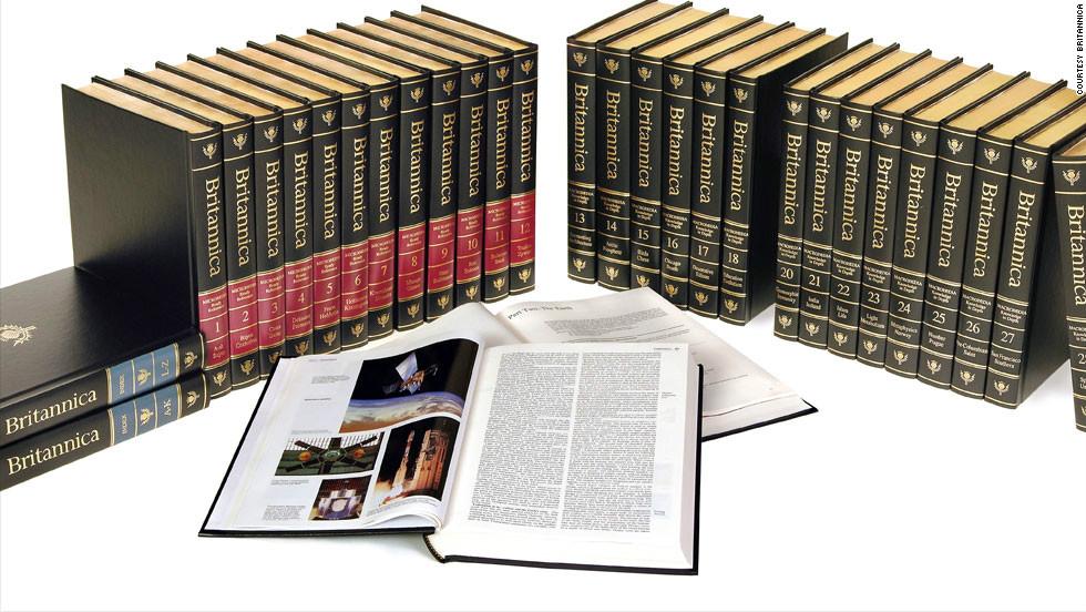 Image result for encyclopedia britannica