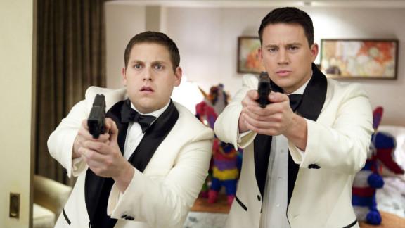 """Jonah Hill and Channing Tatum star in """"21 Jump Street."""""""