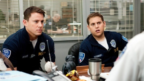 "Of the three films Channing Tatum, left, starred in this year, ""21 Jump Street"" was widely received as a defining moment for the 32-year-old star, who"