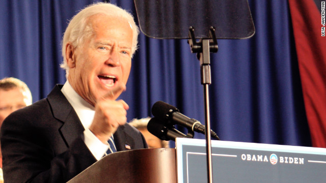 Biden: GOP 'dead wrong' on economy