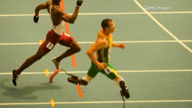 Human to Hero: Oscar Pistorius