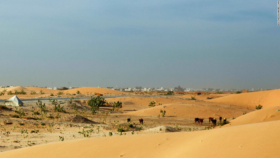 The Saharan nation in West Africa has one of the highest proportions of enslaved people.
