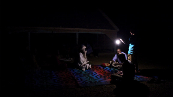 CNN traveled to Mauritania in December 2011; foreign journalists aren