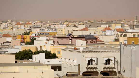 The activist group SOS Slaves was formed in Nouakchott, Mauritania