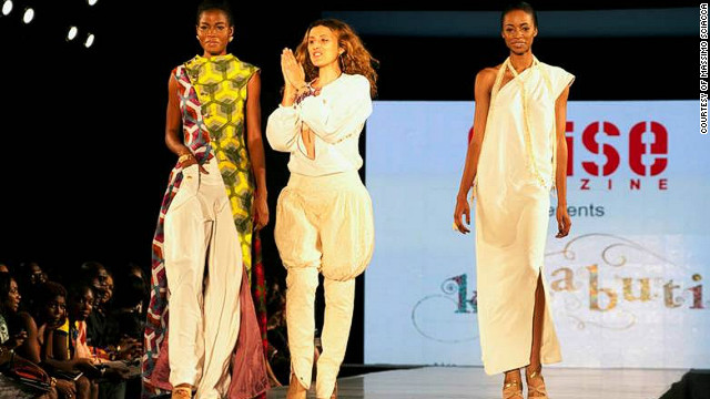 10 Designers To Watch Out For At Lagos Fashion And Design Week Cnn