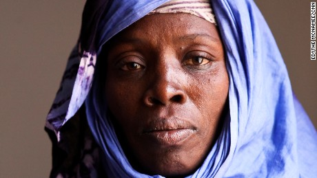Moulkheir Mint Yarba escaped slavery in 2010. She says all her children are the result of rape by her master.