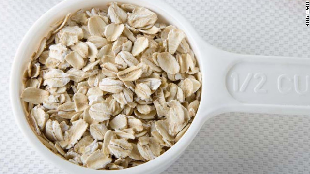 Oats pack phytochemicals with anti-inflammatory properties that soothe itchy and inflamed skin.