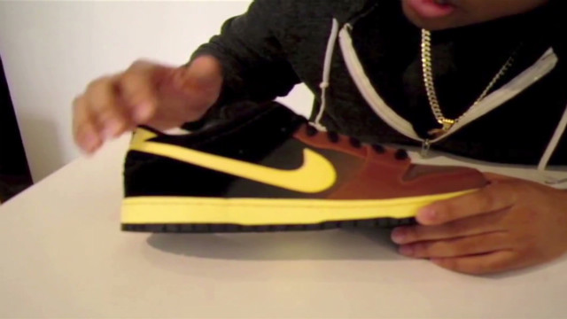separation shoes b5e33 7211d pkg boulden nike black and tan shoe controversy in ireland00001213