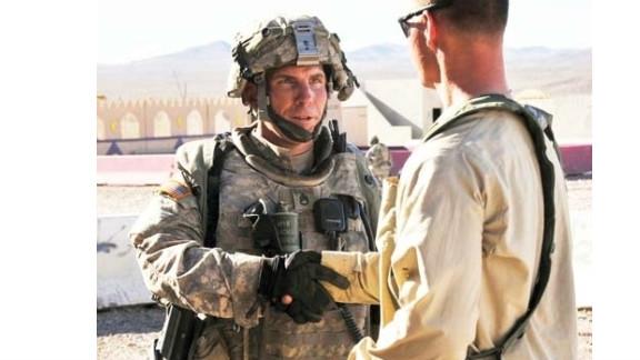 Staff Sgt. Robert Bales is accused of killing 16 Afghans.