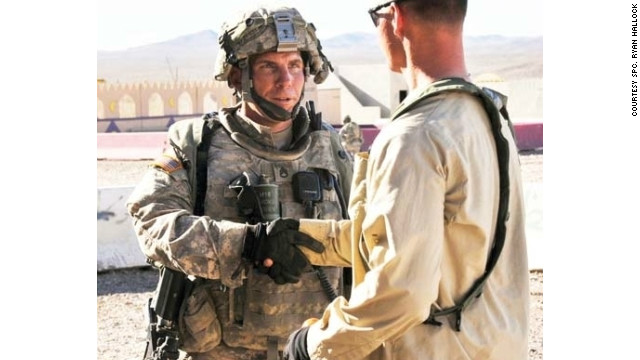 Sgt. Robert Bales charged with murder
