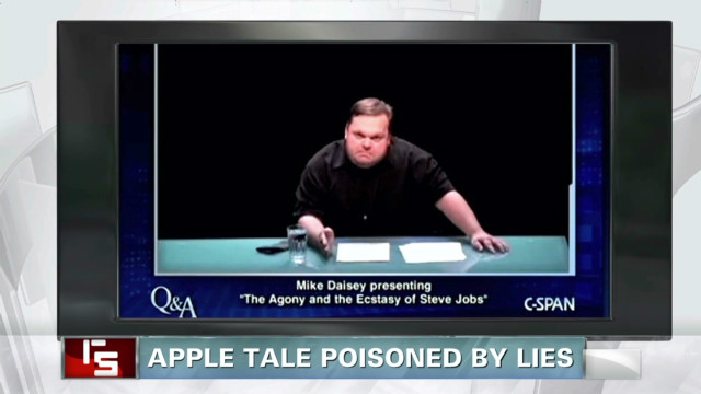 Apple labor story poisoned by lies