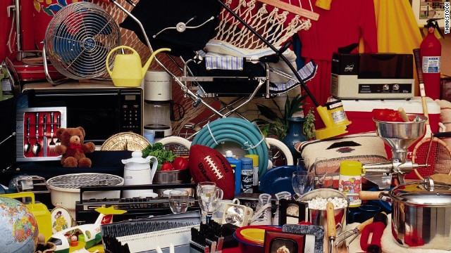 The easiest way for clutter to take over your life is excusing it away.