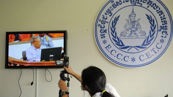 The tribunal, known as the Extraordinary Chambers in the Courts of Cambodia, began its work in 2007.